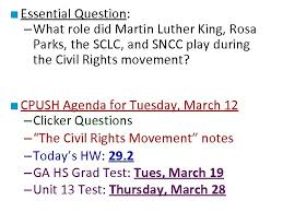 Mlk Vs Malcolm X Venn Diagram Essential Question What Role Did Martin