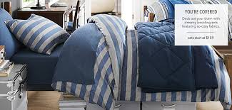 Dorm Bedding | PBteen &  Adamdwight.com