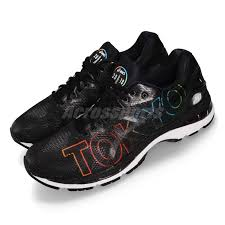 Details About Asics Gel Nimbus 20 Tokyo Marathon 2018 Black Men Running Shoes T8b1n 9090