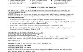 Resume For Electronic Assembler Best Of Best Solutions Cover Letter