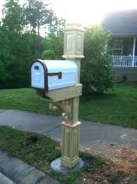 mailbox posts metal. Metal Mailbox Post Postmaster Mailboxes And Posts At Decorative .