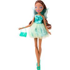 <b>Кукла Winx Club Бон Бон</b> Лейла 28 см