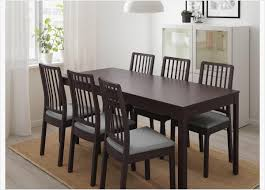Gamlared Table Light Antique Stain Black Stained Ikea In 2018 Dining