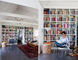 contemporary library furniture. Home Libraries With Contemporary Edge Library Furniture N