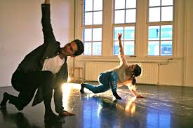 Contemporary Fusion with Ivan Cook, Cook Movement Practice – Dancing Alone  Together