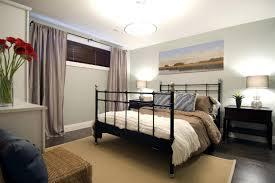 Image Of: Decorating A Basement Bedroom Popular