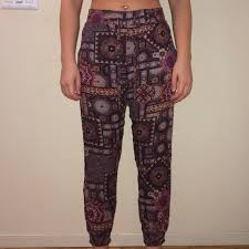 Patterned Joggers Delectable American Rag Pants Patterned Joggers Poshmark