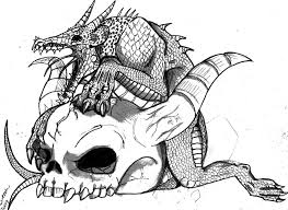 Real Dragon Coloring Pages Just For The Guys Realistic Firmakaydetorg
