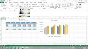 Excel Themes Excel For Noobs Part 51 How To Apply Excel Themes Excel 2016