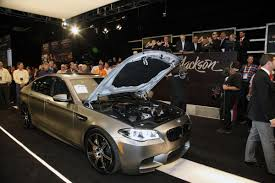 BMW M5 30th Anniversary Edition Fetches $700k for Charity BMW News ...