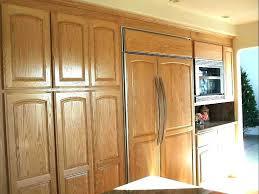 panel ready refrigerator plus fridge built in kitchenaid refrig
