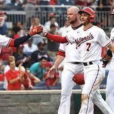 Tres Barrera hits 1st MLB HR ...