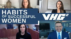 Habits of Successful Women With Janelle Miller, Danielle Martin, and Manon  Rheaume - YouTube