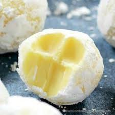 white chocolate lemon truffles recipe cookie tray white chocolate and truffle
