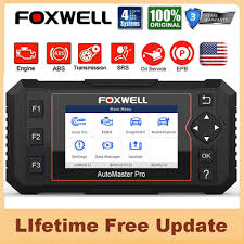 <b>Foxwell Nt614 Elite</b> Auto OBD2 Diagnostic Scanner ABS SRS ...