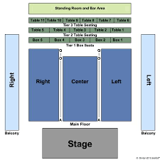 Fillmore Sf Seating Chart The Fillmore Silver Spring Tickets And The Fillmore Silver