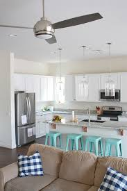 modern bedroom ceiling fans. Crisp Modern Ceiling Fans One Lovely Life Inside Kitchen Fan With Regard To Dream Bedroom H