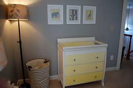 gray and yellow furniture. Yellow And Gray Nursery Furniture