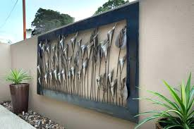 outdoor hanging wall art hanging metal art medium size of wall art decor metal wall sculpture