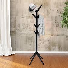 Tree Shaped Coat Rack Furinno Yaotai Espresso TreeShaped Coat RackFNAK10000100 The 14