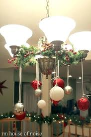 chandeliers holiday chandelier shade shades change light in dining room spray paint cur chandelie