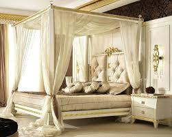 White Canopy Bed Queen Frame Full Size – konekta.info