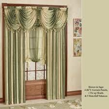 pattern for swag valance jabot curtains kitchen curtains valances