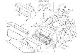 Reel mower parts diagram lovely gravely cl 130 30 inch kohler parts diagrams