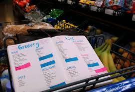 Grocery Store Product List How To Build A Master Grocery List To Make Shopping Quick Easy