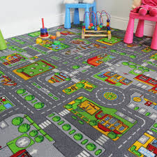 car play rugs kids circle rug as ikea area simple black and white of superb