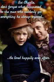 Charlie And The Chocolate Factory Quotes Custom Willy Wonka My Favorite Wonka Quote Willy Wonka Pinterest