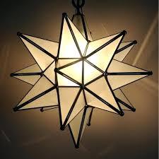 hanging star lights new large star pendant light lighting hanging star lights metal