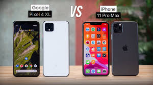 Google Pixel Size Chart Google Pixel 4 Xl Vs Iphone 11 Pro Max Phonearena
