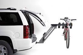 Hitch mounted bike rack || Dura Assist 4