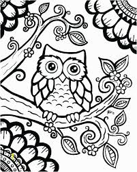Owl Coloring Pages To Print For Adults Zabelyesayancom