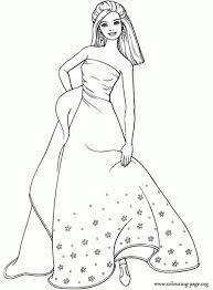 Small Picture free printable wedding dress coloring pages body template