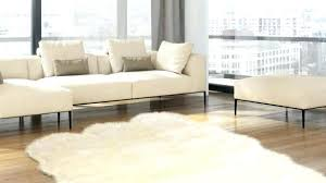 large white faux fur rug faux sheepskin rug reduced large fake fur rugs area cream real