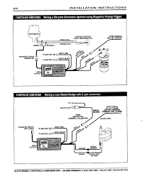 msd ignition systems Mallory Unilite Wiring Schematic msdwiring020 jpg (613633 bytes) mallory unilite wiring diagram