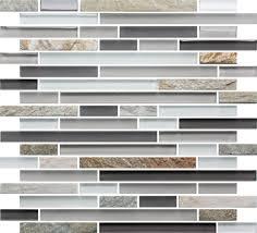 living luxury glass and stone mosaic tile backsplash 21 tiles black wall patterns pieces kitchen stone