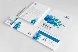 Design Corporate Dots Corporate Identity Pack Design Template Graphic Nova