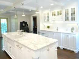 White Kitchen Cabinets Marble Countertops  Cabinet Picture Images Cherry With I38
