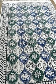 indian dhurrie rug block printed cotton rugs indian dhurrie rugs indian dhurrie rug blue cotton