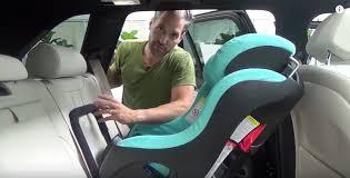 car seat eli with clek foonf