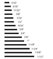 Jewelry Length Chart Body Jewelry Size Converting