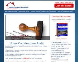 Home Construction Audit Digital Educational Books Ameravant Web