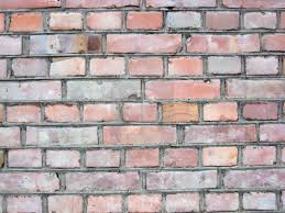 texture of old bricks wall background stock image