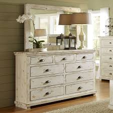 Amazing Chic Distressed White Bedroom Furniture Beautiful