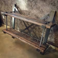 Industrial Metal Furniture Steel Experience Ironclad Vintage  Jesanet.com