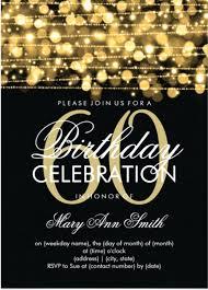 Th Birthday Invites Free Template Also Elegant Birthday Party