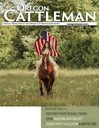 July/August 2020 Oregon Cattleman by oregoncattleman - issuu